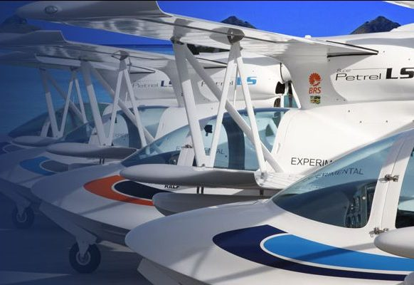 Amphibious Biplanes - Light Sport and Affordable - Super