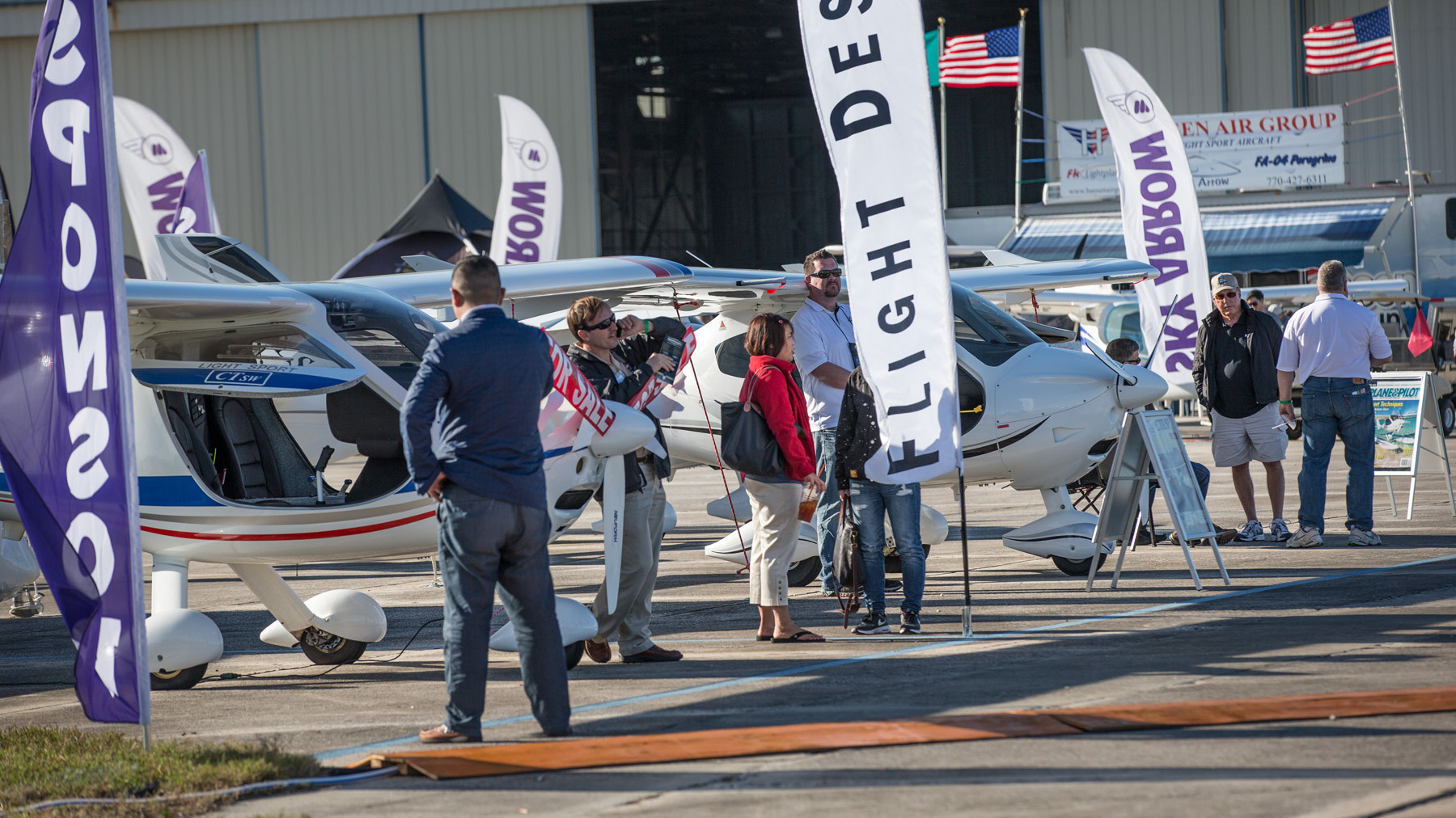 sebring Aviation Expo
