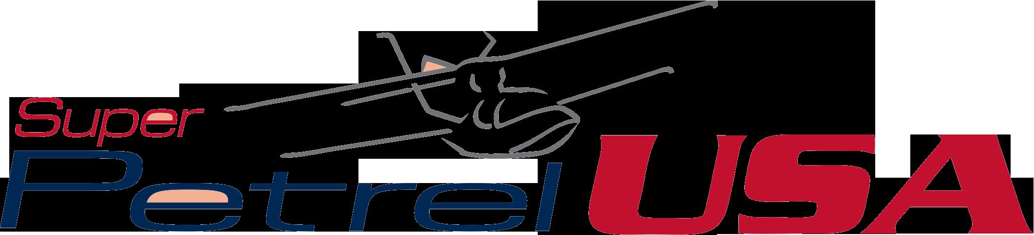 Super Petrel USA Logo