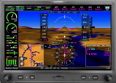 Garmin G3X Display